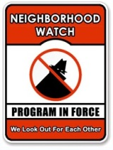 Neighborhood Safety Meeting