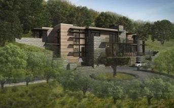 Previous rendering of Lot 3 development